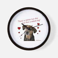 No Better Love - Wall Clock
