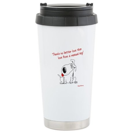 No Better Love - Stainless Steel Travel Mug