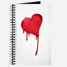 My Heart Bleeds Journal