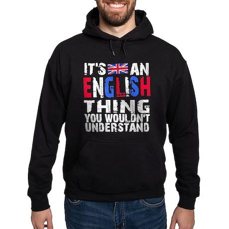 English Thing Hoodie (dark)
