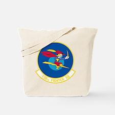 138th Fighter Squadron Tote Bag