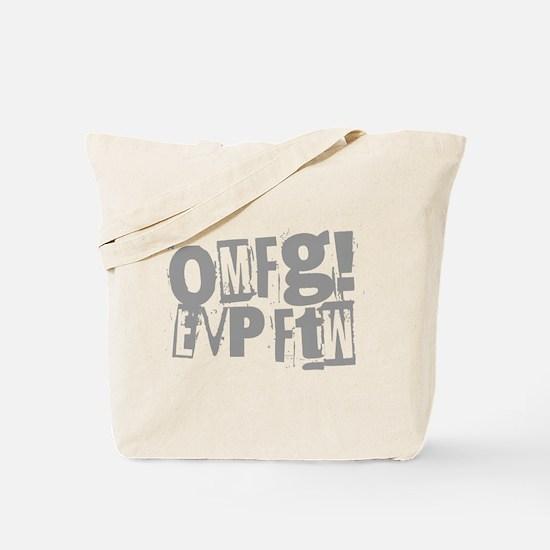 Ghost Hunting EVP Tote Bag