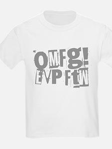 Ghost Hunting EVP T-Shirt