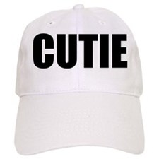 CUTIE (Bold) Baseball Cap