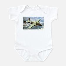 B-25 In Flight Infant Creeper