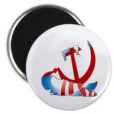 Inside The Obama Logo Magnet