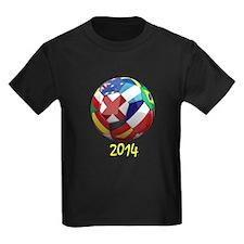 2014 Soccer Ball T