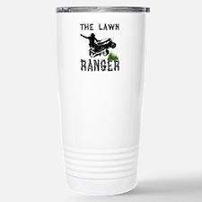 The Lawn Ranger Travel Mug