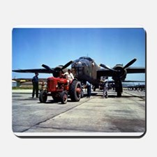 B-25 On the Ramp Mousepad