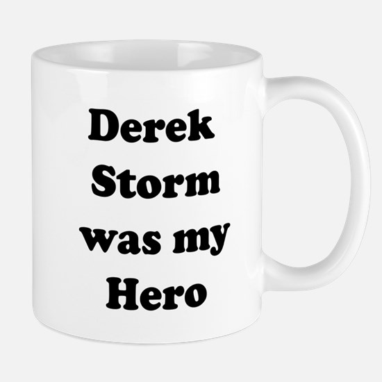 Dereck Storm Mug