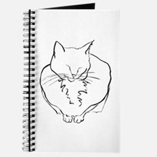 Contented Cat Journal