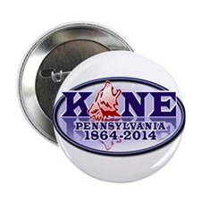 "Kane's 150th Birthday 2.25"" Button"