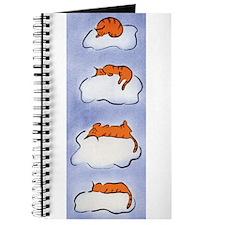 Sleeping Cloud Cats Journal