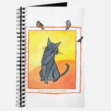 Cat-Delight in the Little Things Journal