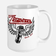 zopilote_schriftzug_girls Mugs