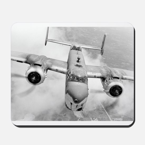 Bad Ass B-25 Mousepad