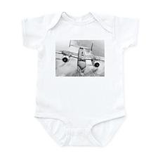 Bad Ass B-25 Infant Creeper