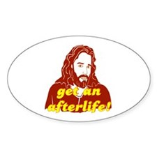Jesus Get An Afterlife Decal