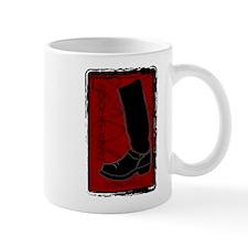 Boot Black Mug
