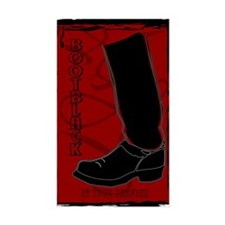 Boot Black Decal