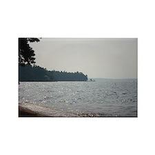 Sebago Lake, Maine Refridgerator Magnet