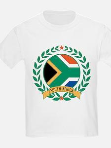 South Africa Wreath T-Shirt