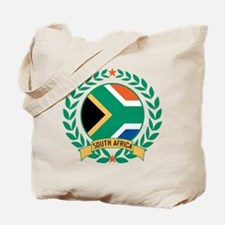 South Africa Wreath Tote Bag