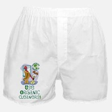 Organic Cleaners Boxer Shorts