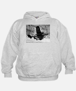 B-25s in Formation Hoodie