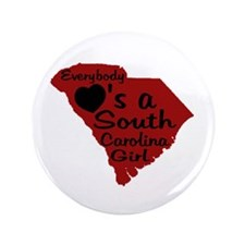 """Everybody Loves a SC Girl (GB 3.5"""" Button"""