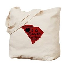 Everybody Loves a SC Girl (GB Tote Bag