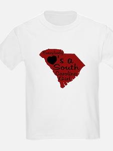 Everybody Loves a SC Girl (GB T-Shirt