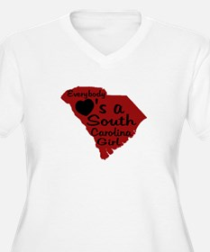 Everybody Loves a SC Girl (GB T-Shirt