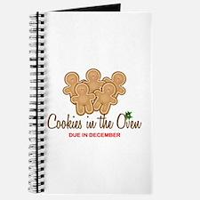 Quintuplet Cookies Journal
