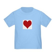 Red Heart T