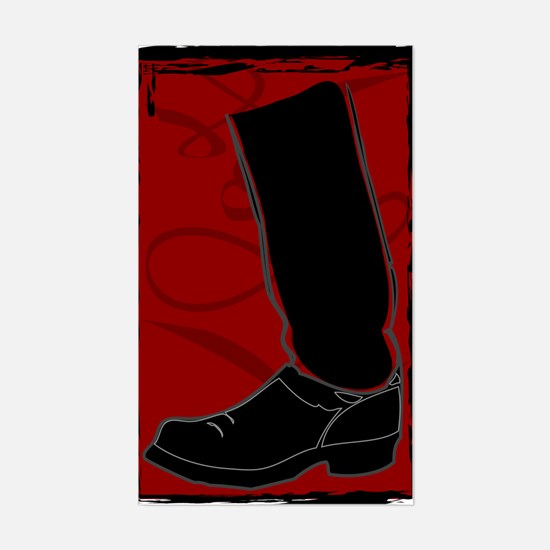 Boot Lover Sticker (Rectangle)