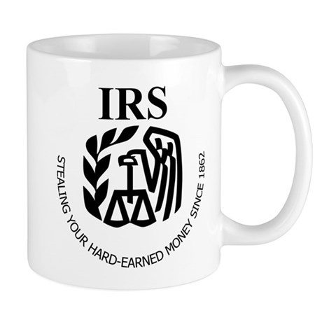 Stealing Your Money Mug