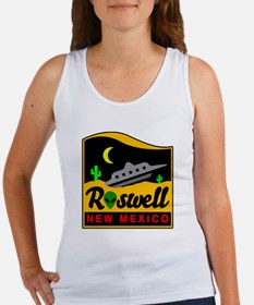 Roswell New Mexico Women's Tank Top