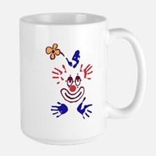funny clown Mug