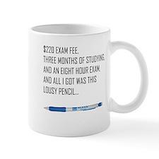 PE Exam Shirt Mugs