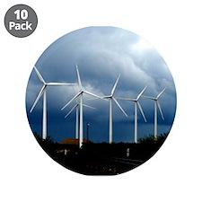 "Wind Farm 3.5"" Button (10 pack)"