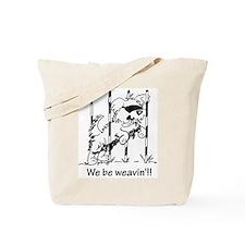 Cute Weave Tote Bag