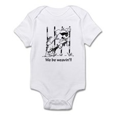 Cute Agility dog Infant Bodysuit