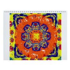 Mandala Wall Calendar