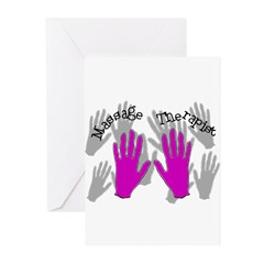 Massage Therapy Greeting Cards (Pk of 10)