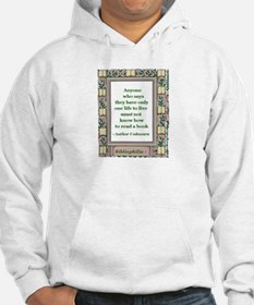 Never Read A Book Hoodie