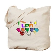 Licensed Practical Nurse Tote Bag