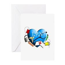 Licensed Practical Nurse Greeting Cards (Pk of 20)