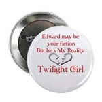 "2.25"" Edward Reality Red Button"