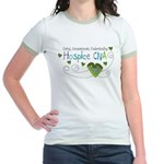 Nursing Assistant Jr. Ringer T-Shirt
